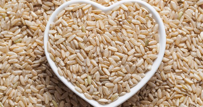Perfect brown rice Easy Food