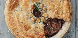 Easy game pie - Easy Food