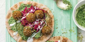 Falafel wraps - Easy Food