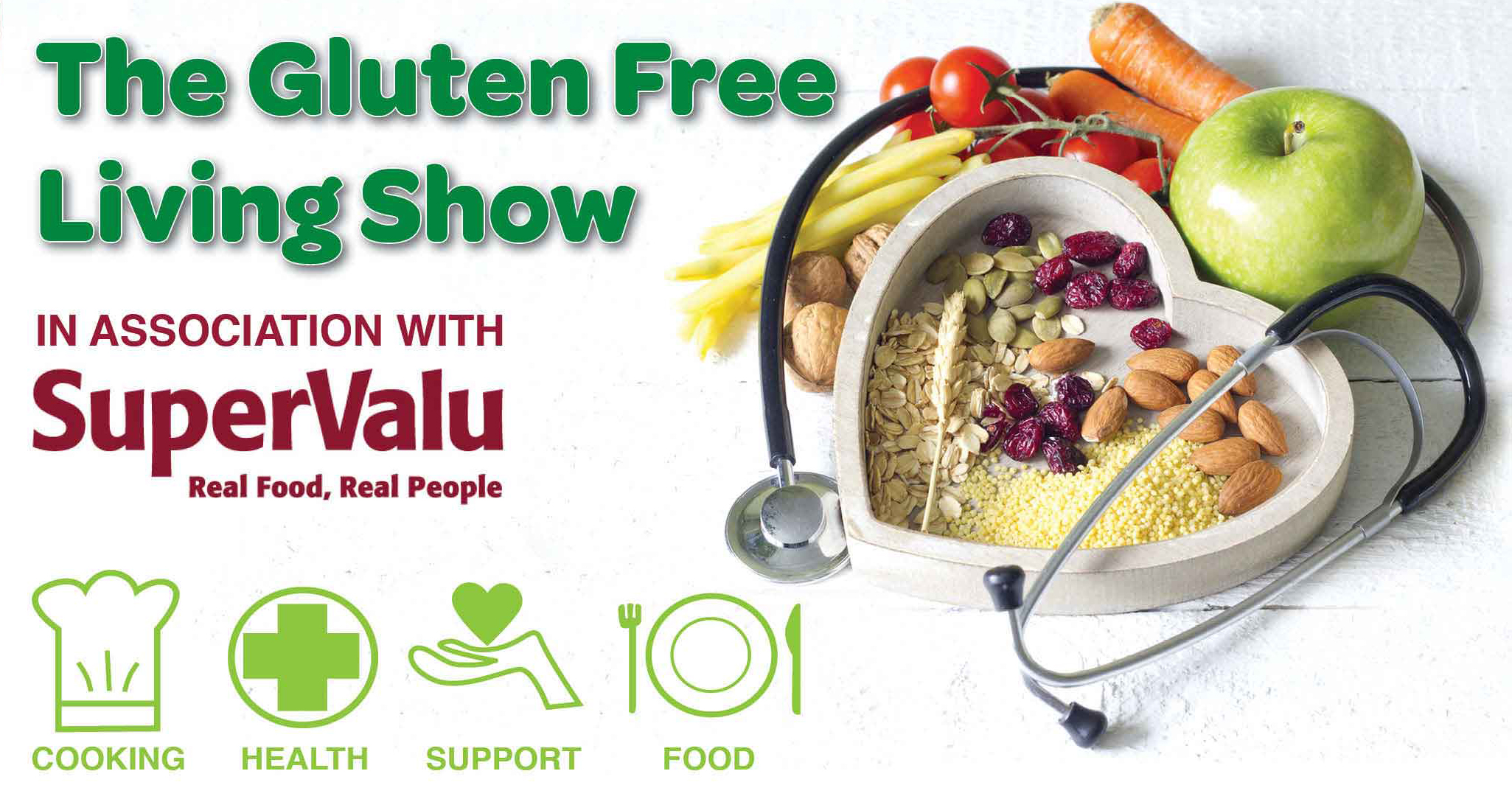 Win tickets to the Gluten Free Living Show! | Easy Food