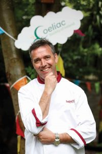 Gluten Free Living Show Easy Food Easy Gluten-Free Kevin Dundon