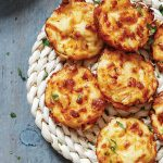 Mini pizza puffs Easy Food