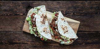 Tex mex beef tacos Easy Food