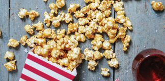 Toffee popcorn - Easy Food