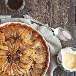Caramelised apple and mincemeat tart Easy Food