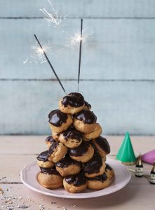 Baileys coffee croquembouche Easy Food