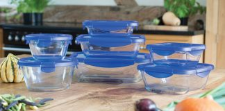 Cook & Go Storage Pyrex Easy Food