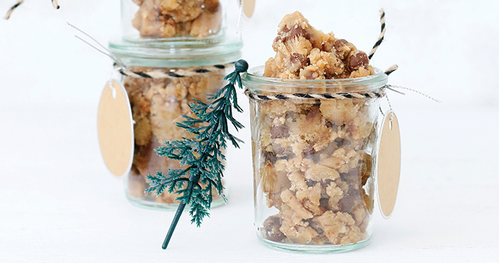 Edible chocolate chip cookie dough Easy Food