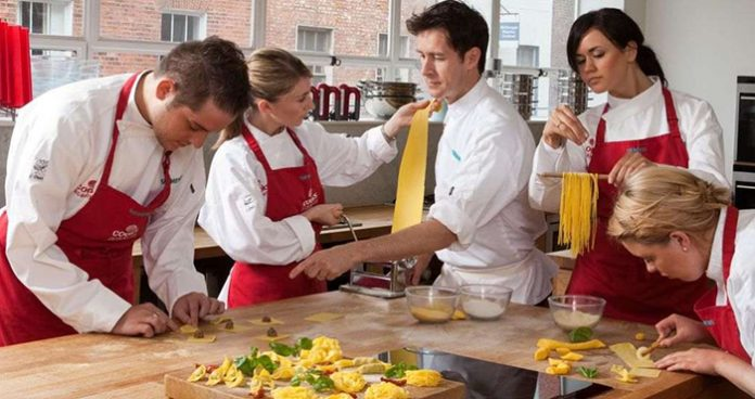 Win a course at Cooks Academy Easy Food
