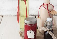 Homemade gift liqueurs Easy Food