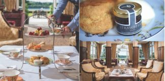 Win tea at the sumptuous Lough Erne Easy Food
