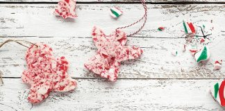 Peppermint ornaments Easy Food