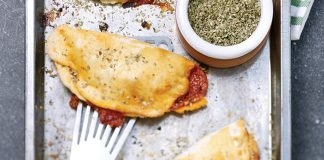 Mini calzones Easy Food