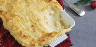 creamy baked mash Easy Food