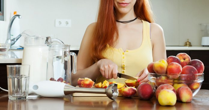 Tips for peaches Easy Food