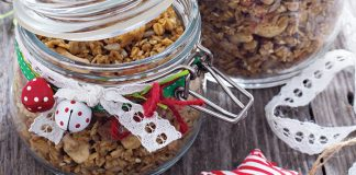 Maple cardamom granola Easy Food
