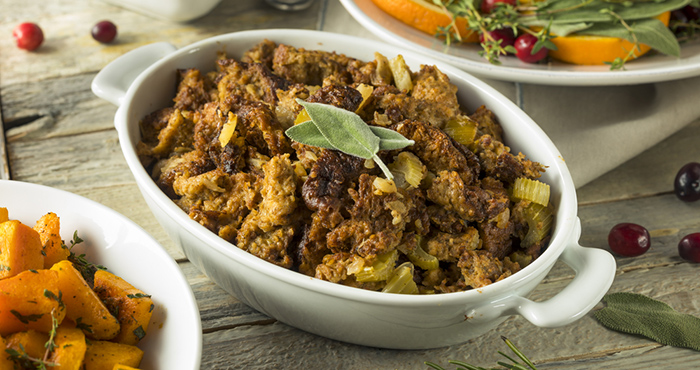 Ways with stuffing Easy Food