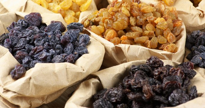 Dried fruit differences Easy Food