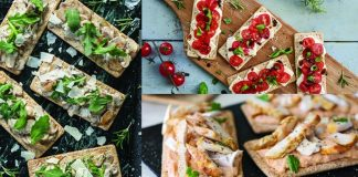 3 ways with flatbreads