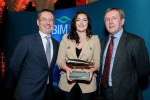 BIM National Seafood Awards Best Student Kate Dempsey Easy Food