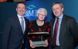 BIM National Seafood Awards Lifetime Achievement Winner Margaret Downey Harrington Easy Food