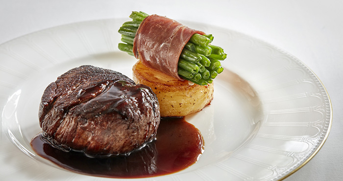Banqueting Food - Filet of Beef