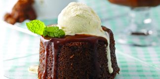 Ginger pudding