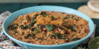 Pumpkin dhal Easy Food