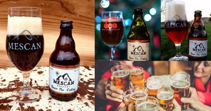 Ring in the silly season with this Christmas beer