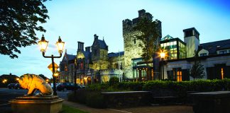 Win 2 nights at Clontarf Castle