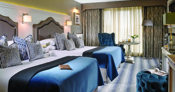Win to nights at the Rose Hotel
