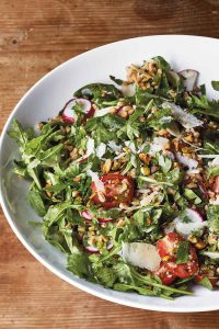 Charlie Bird's farro salad Ina Garten Cook Like A Pro Easy Food