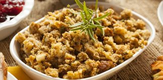 Sage and onion stuffing