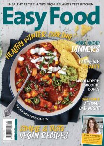 Easy Food 135 January 2019 cover