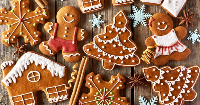 Gingerbread fun facts