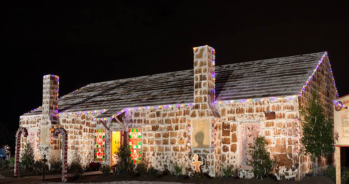 Gingerbread house guinness record