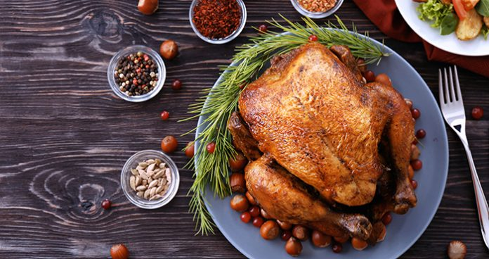 Simple tips for a fail-safe roast turkey