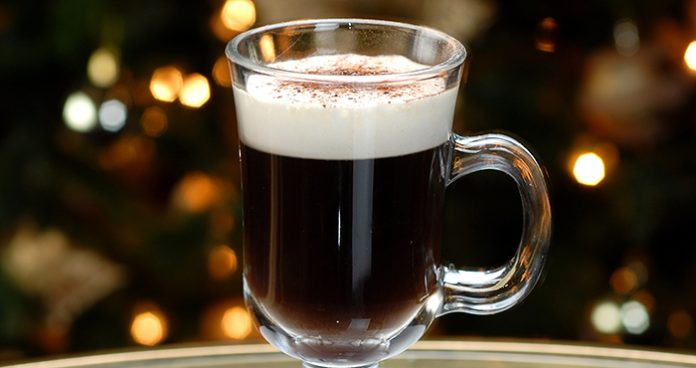 Why Irish coffee is a perfect Christmas drink