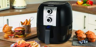 Win a health fryer