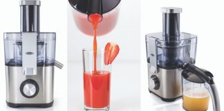 Win an electric juicer