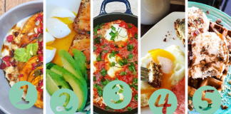 which breakfast gets your vote
