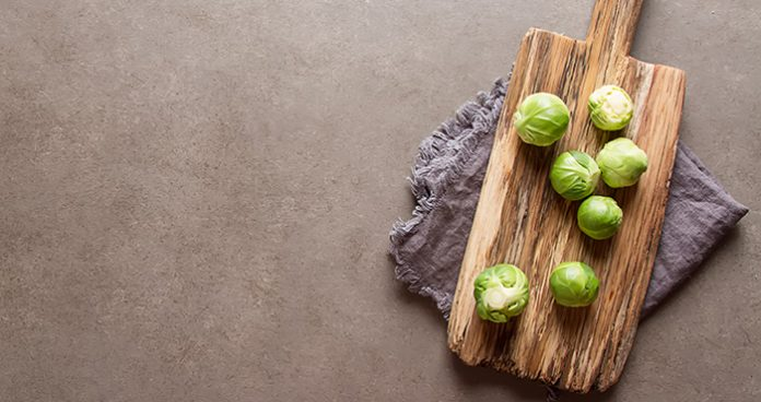 3 ways with Brussels sprouts