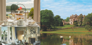 Win a Champagne afternoon tea