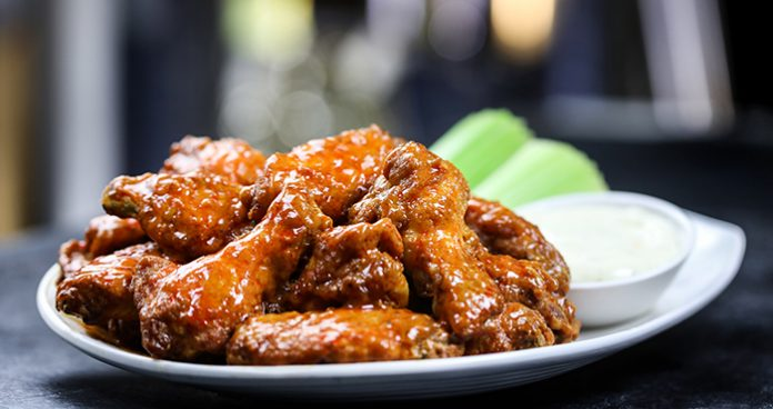 Dublin's most popular wings comes to the city centre