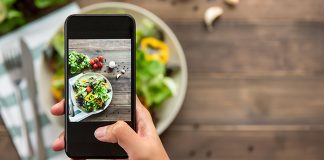How to make your food look amazing on Instagram
