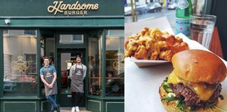 Win a €40 voucher to Handsome Burger