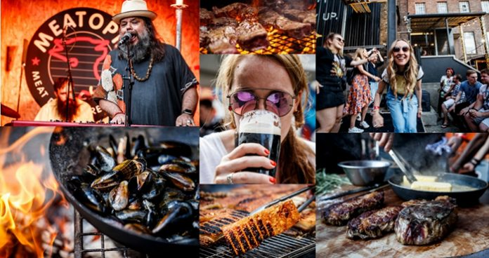 Beer and food lovers rejoice - Guinnes x Meatopia is back