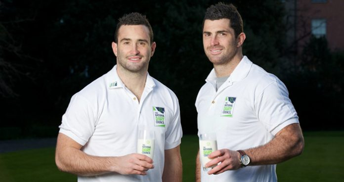 "ROB KEARNEY SUPPORTS ""EVERYTHING STARTS WITH MILK"" CAMPAIGN"