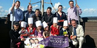 Wexford food family