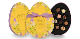 Butlers premium chocolates Easy Food